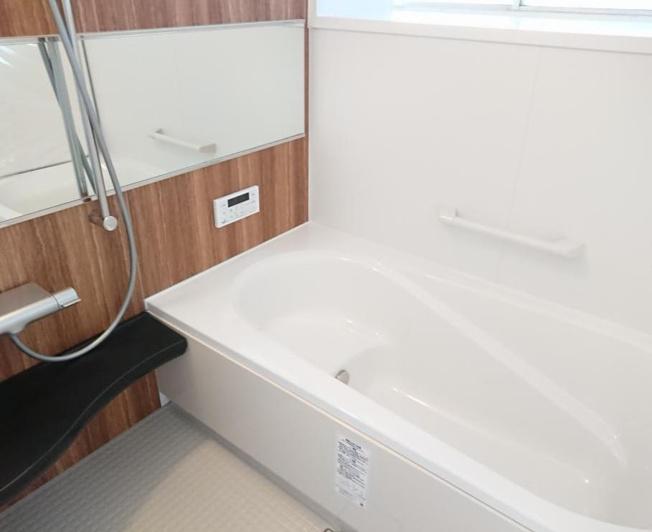 【浴室】筑西市丙 中古戸建