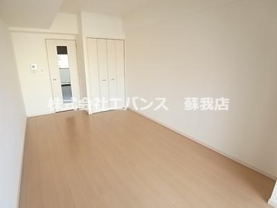 【寝室】WillDo千葉新宿
