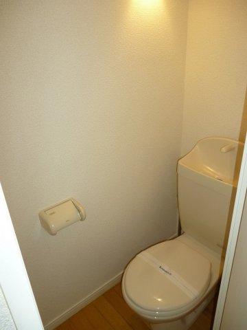【トイレ】レオパレス東海