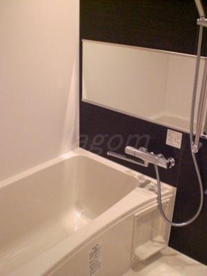 【浴室】ブエナビスタ上町