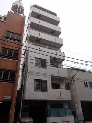 【外観】モン・シャトー中野桃園館