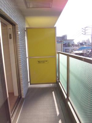 【バルコニー】G・コンフォート亀戸7丁目