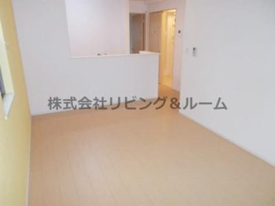 【居間・リビング】グランパール延方Ⅰ