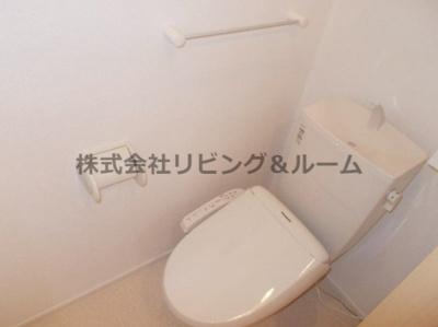 【トイレ】グランパール延方Ⅰ