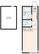 横須賀市鷹取2丁目一棟アパートの画像