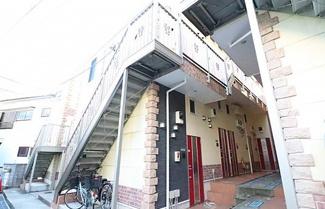 【外観】横須賀市鷹取2丁目一棟アパート