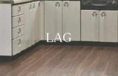 キッチン下部収納です。