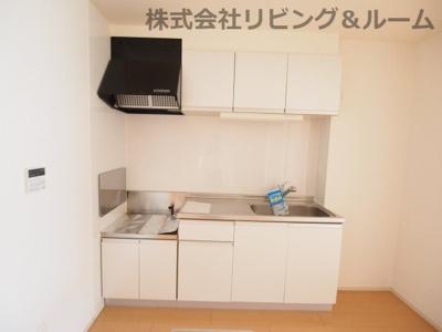 【キッチン】グランパール延方Ⅱ