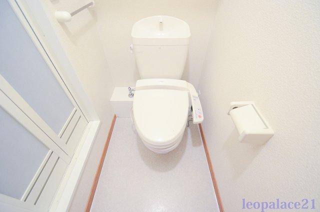 【トイレ】レオパレスJP