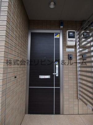 【玄関】ロイヤルスクエアF