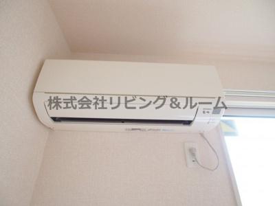 【設備】ロイヤルスクエアF