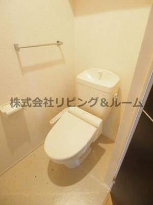 【トイレ】ロイヤルスクエアF