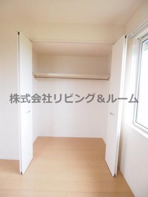 【収納】ロイヤルスクエアF