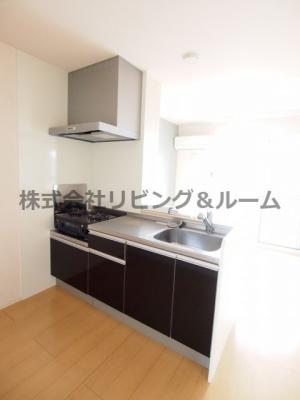 【キッチン】ロイヤルスクエアF