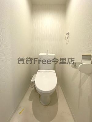 【トイレ】グランパシフィック今里公園 仲介手数料無料