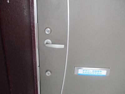 【玄関】ポピーイン住吉