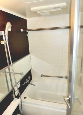 【浴室】ミュゼ南麻布