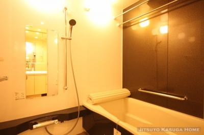 【浴室】メゾンカルム本郷
