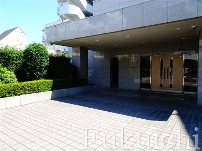 【エントランス】目黒本町マンション
