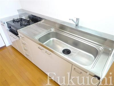 【キッチン】目黒本町マンション
