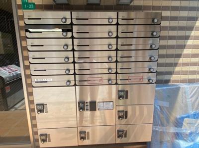 メールBOX宅配ボックス