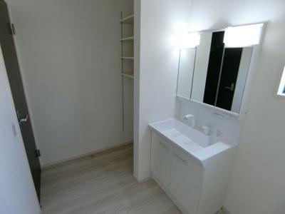 【独立洗面台】土浦市並木1期 新築戸建 全4棟