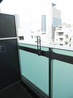 【バルコニー】エスライズ東本町