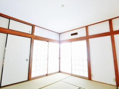【寝室】中区新家町304-10貸家