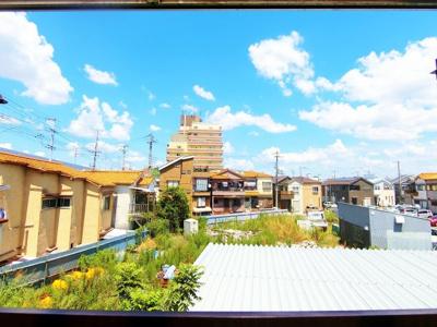 【展望】中区新家町304-10貸家