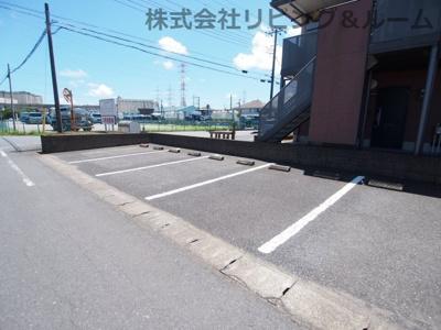【駐車場】トゥールモントⅠ