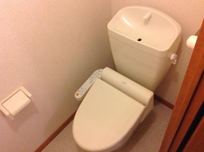 【トイレ】レオパレスシェル都3