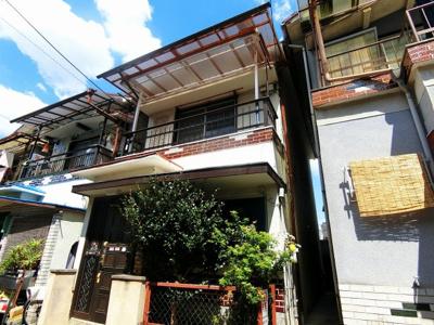 【外観】東区南野田308-5貸家