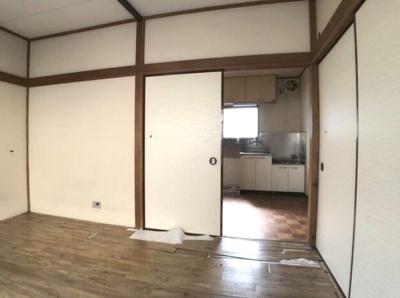 【内装】カトレア荘