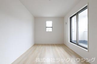 【洋室】旭区太子橋1丁目 新築 2号棟 (全6棟)