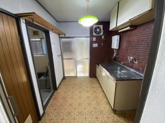 【キッチン】伊丹8丁目中古テラスハウス