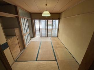 【和室】伊丹8丁目中古テラスハウス