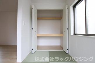 3号棟内装 ※4号内装はこちらを反転したものとなります。