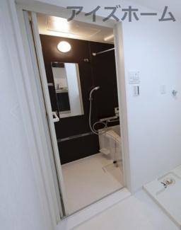 【浴室】プレミア清水