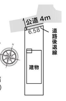 【区画図】静岡市清水区北脇新田 新築一戸建て HM