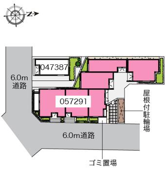 【地図】花水木
