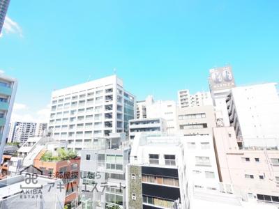 【展望】ガラ・グランディ日本橋
