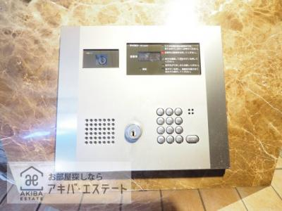 【セキュリティ】ガラ・グランディ日本橋