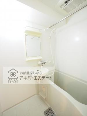 【浴室】ガラ・グランディ日本橋
