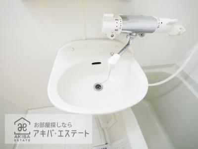 【洗面所】ガラ・グランディ日本橋