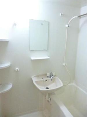 【浴室】スカイコート目黒壱番館