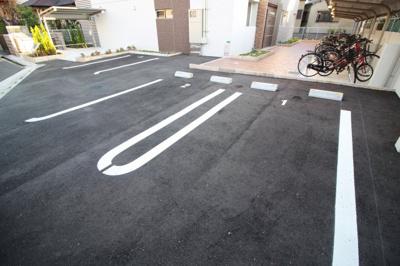 【駐車場】イリーデ