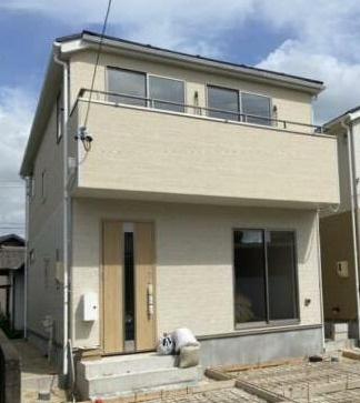 【外観】知多市八幡字深山口の新築戸建て1号棟