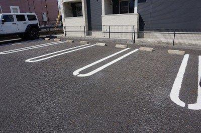 【駐車場】レシデンシア・ノーブレ