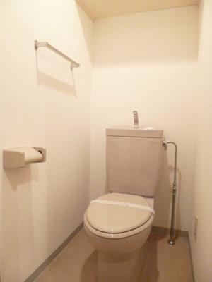 【トイレ】スカイコート新宿新都心