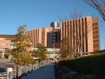 岡崎市民病院まで8600m